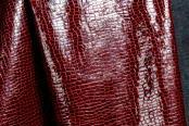 Лак кукуруза бордо на красном