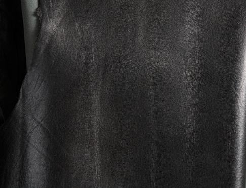 Галантерейная кожа к 10 черный