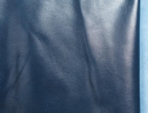 Галантерейная кожа К 4 синий