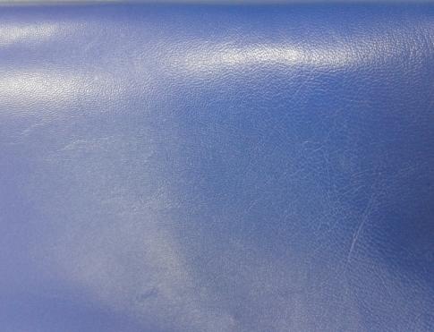 Галантерейная кожа Б 06 синий