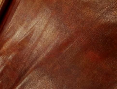 Одежная кожа О 013 бордово конъячный