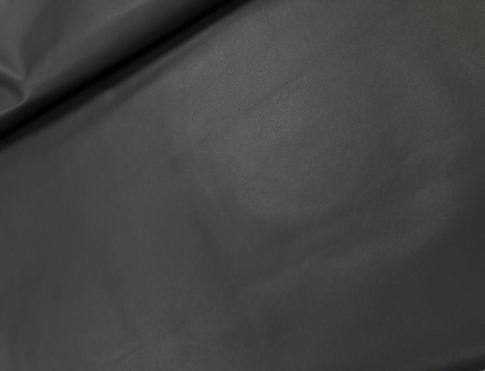 Одежная кожа О 022 черно серая