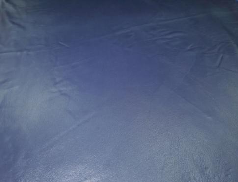 Одежная кожа О 010 синяя