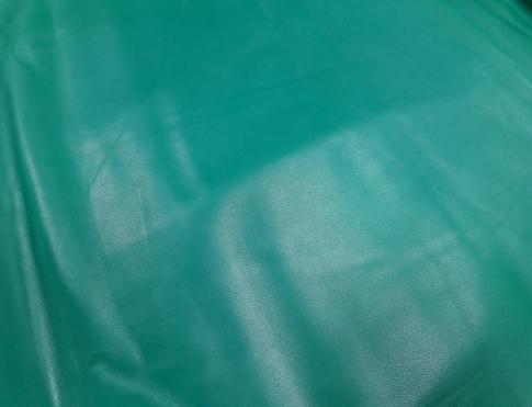 Одежная кожа О 017 бирюзовый