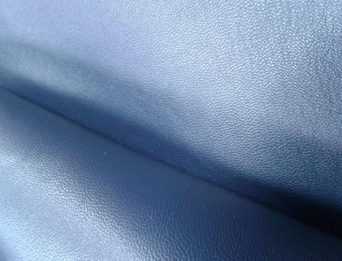 Одежная кожа Б 09 светло синий