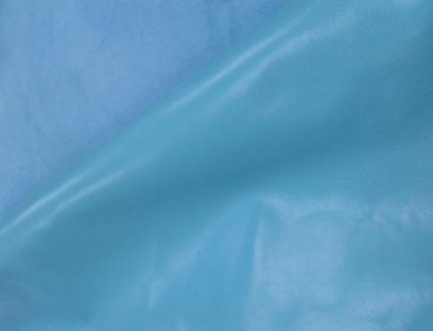 Одежная кожа Б 01 голубой
