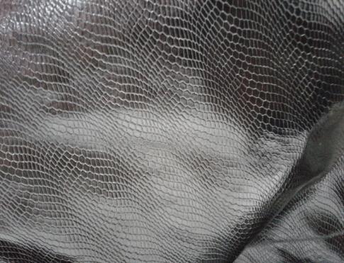 Одежная кожа ОР 12 глянцевая рептилия