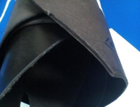 Шорно седельная кожа Чепрак 4+ глянцевый с отделкой