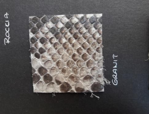 Экзотическая кожа Питон (Granit)