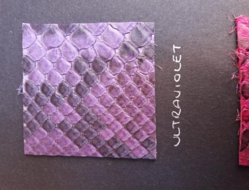 Экзотическая кожа Питон (ultraviolet)