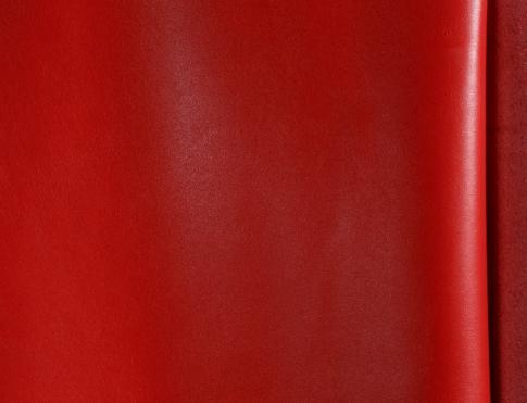 Обувная кожа М 006 красный