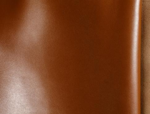 Обувная кожа М 017 светло коричневый