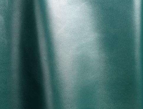 Обувная кожа М 034 синий с зеленью