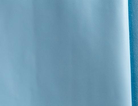 Обувная кожа М 035 светло голубой