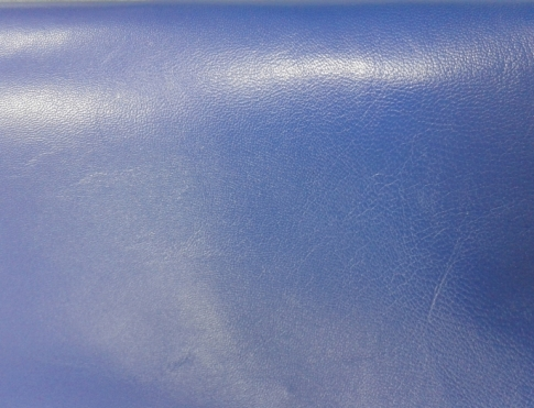 Обувная кожа Б 06 синий