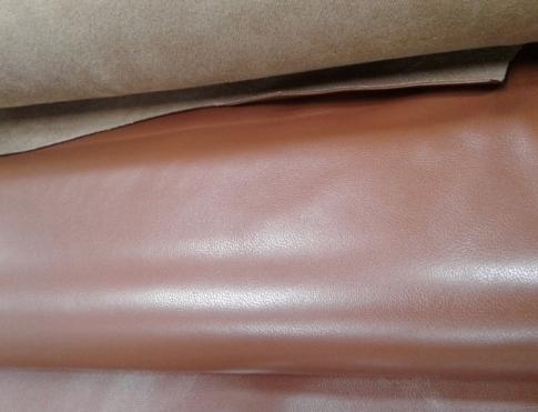 Обувная кожа Б 08 коричневый